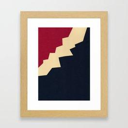 Incarnadine Framed Art Print