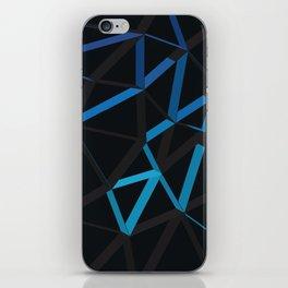 3D Futuristic GEO Lines VI iPhone Skin