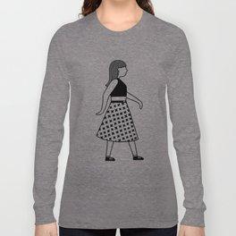 Gerd Girl Long Sleeve T-shirt
