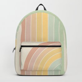 Gradient Arch - Rainbow IV Backpack