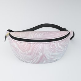 Holographic Silk I. Fanny Pack