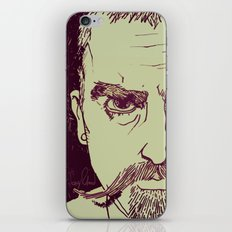 Gruff iPhone & iPod Skin