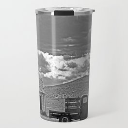 Frozen in Time Travel Mug