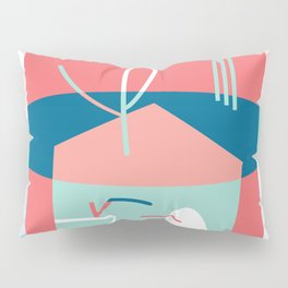 Living Coral_2019 Pantone Colour Pillow Sham
