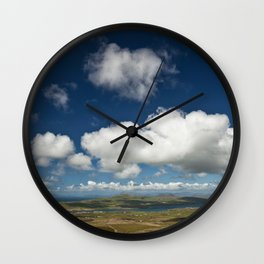 Clouds over Kerry | Ireland Wall Clock
