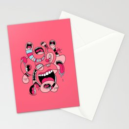 Big Mouths Stationery Cards