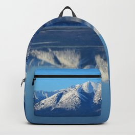 Turnagain Arm Mirror - Alaska Backpack