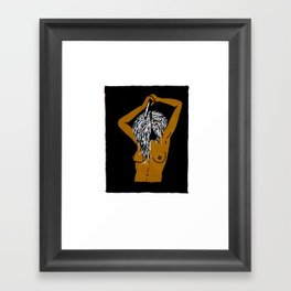 These Foolish Things Framed Art Print