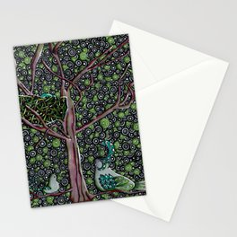 Forest Springtime Birds Stationery Cards