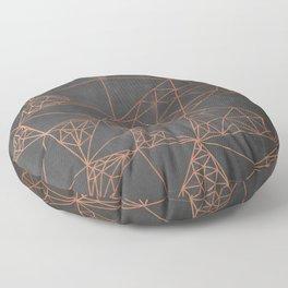 Cuivre Floor Pillow