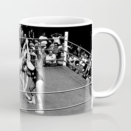 Kevin VonEric vs Frank Star Coffee Mug