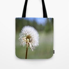 Don't Blow Away Tote Bag