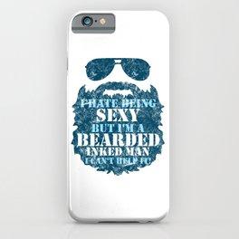 50f04c7f277f6de4 medium weathered iPhone Case