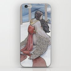 The Crane Wife iPhone & iPod Skin