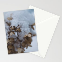 Snowy Afternoons, I Stationery Cards
