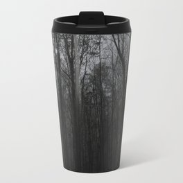 b&w woods Travel Mug