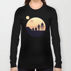 starwar droids Long Sleeve T-shirt