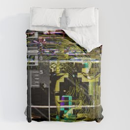 Ultra-Mega-Super Glitch 09-14-16 Comforters