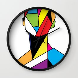 Now You See Me - Pop Art Wall Clock