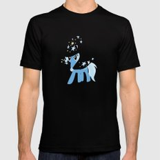 The Great and Powerful Trixie Mens Fitted Tee Black LARGE