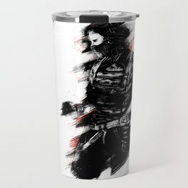The Winter Soldier Travel Mug