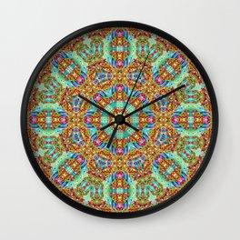 mandala fun 3182 Wall Clock