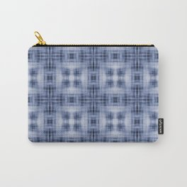 Shibori Japanese Kimono pattern Carry-All Pouch