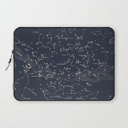 Carte du Ciel I Laptop Sleeve