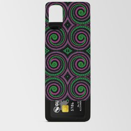 Deep Purple Android Card Case