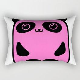 Cute Pinky Panda Rectangular Pillow