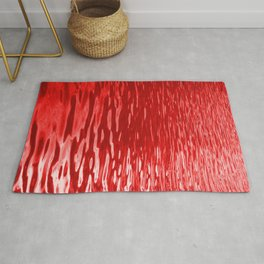 Cranberry Waters Rug