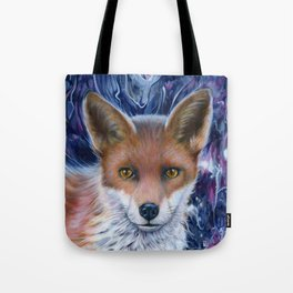 Fox Spirit Tote Bag