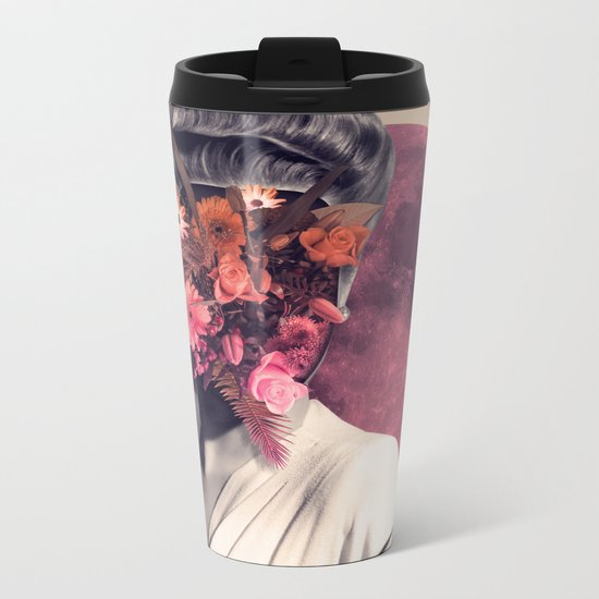 june Metal Travel Mug