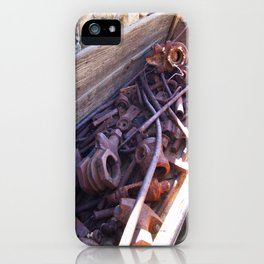 Ballarat Ghost Town iPhone Case
