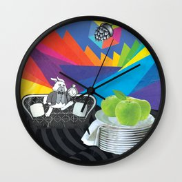 Exactly Two Days Slow Wall Clock
