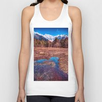 rustic Tank Tops featuring Rustic by Jonah Anderson