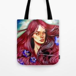 Saffron's Honey Tote Bag