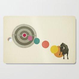 Bull's Eye : Taurus Cutting Board