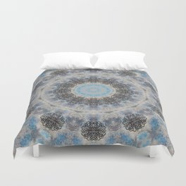 SNOWFLAKES - I Duvet Cover