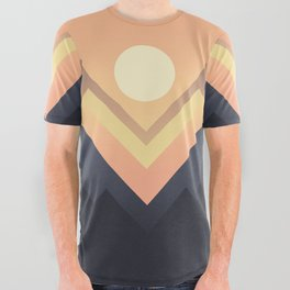 The Sun Rises All Over Graphic Tee