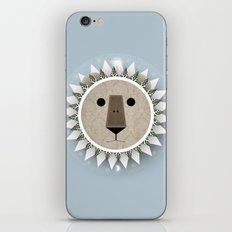 The Lion, the Witch and the Wardrobe iPhone & iPod Skin