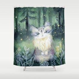 Trust Cat Shower Curtain