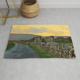 The Road Back to Dublin Rug