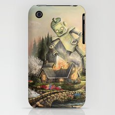 Firelight Cottage Slim Case iPhone (3g, 3gs)