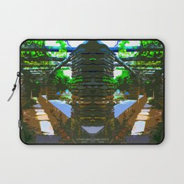 Painted Arch Way  Laptop Sleeve