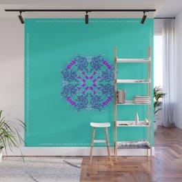 "CA Fantasy ""For Tiffany color"" series #3 Wall Mural"