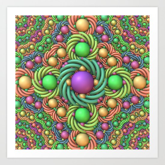 Just in Time For Easter Art Print