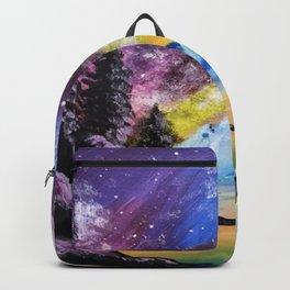 Interstellar Landscape Backpack