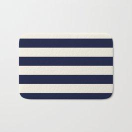 Stripes - Nautical Bath Mat