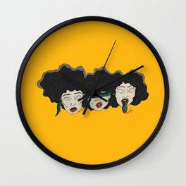 Wise Women Wall Clock